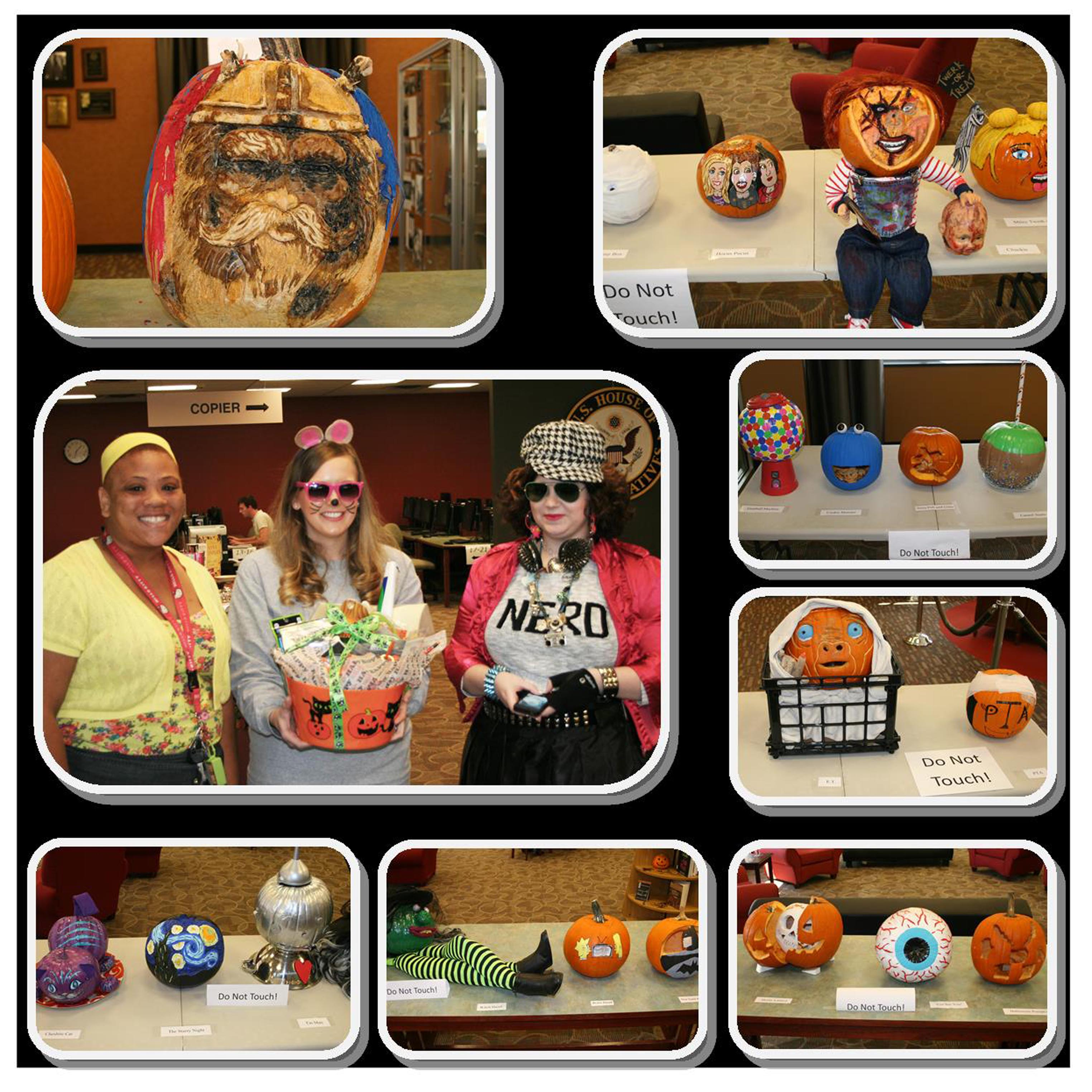 Pumpkin contest 4x4 for media and website