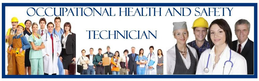 photo banner for Occupational Health and Safety Tech page