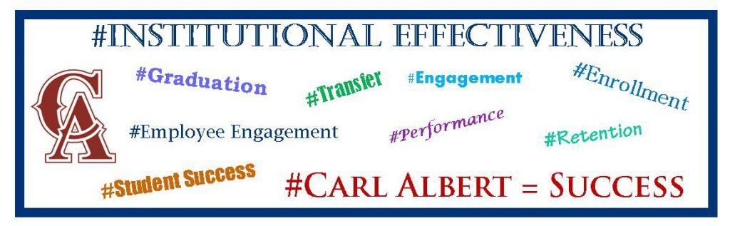 Assessment institutional effectiveness carl albert - Office of institutional effectiveness ...