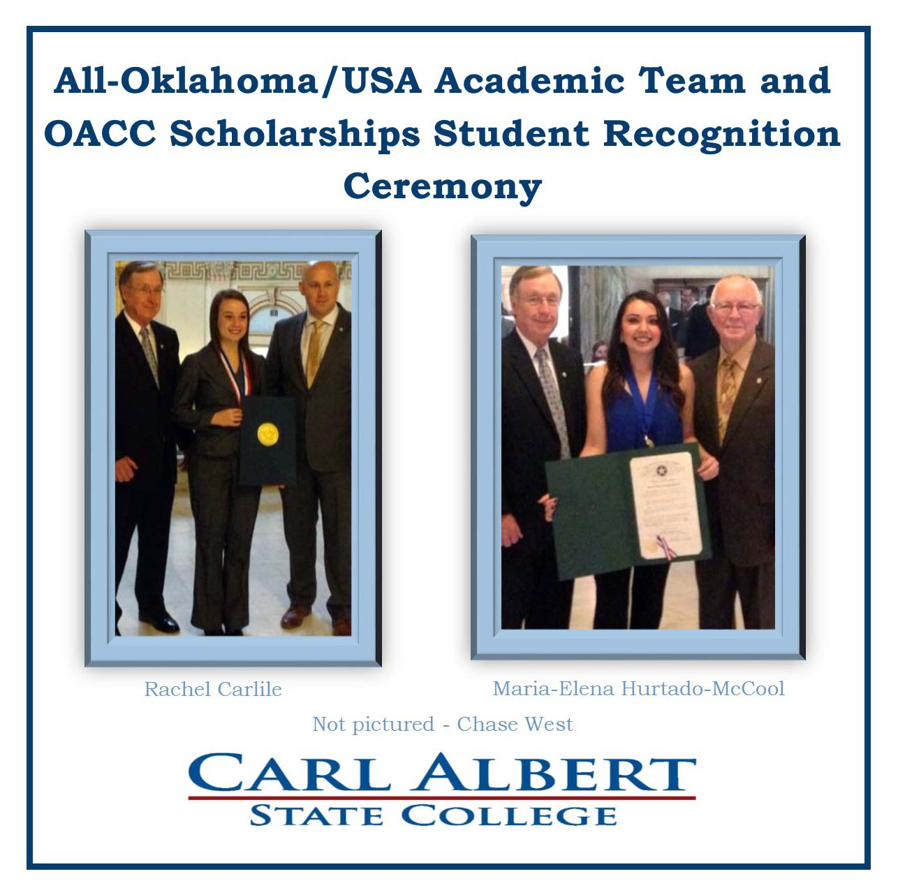 oacc spring 2016